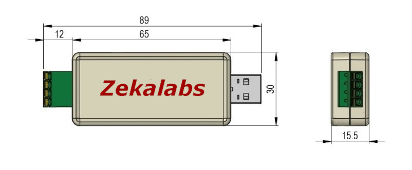 Zekalabs_Industrial_Isolated_USB_RS485_Communications_Converter